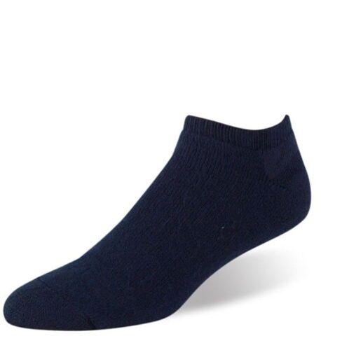 New World/'s Softest Men/'s Classic Low Cut Ultra-soft Sock