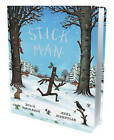 Stick Man (with CD) by Julia Donaldson (Board book, 2011)