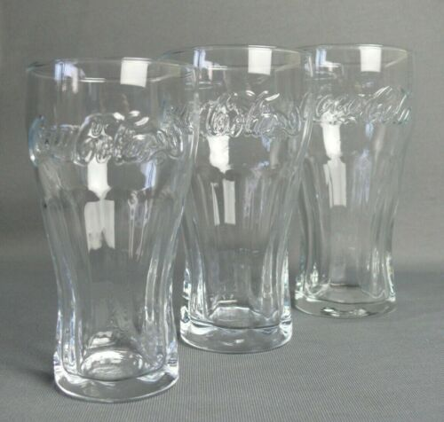 Coca Cola Gläser 0,2l 0,4l AG 0,3l