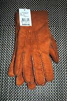 The Mens Store Genuine Leather Gloves Color Chestnut Size Medium Rp $125.00