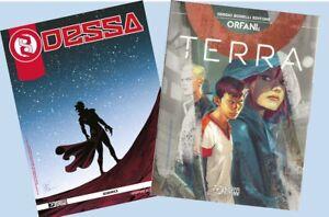 ORFANI SPECIALE TERRA + ODESSA # 0 (Sergio Bonelli Editore)