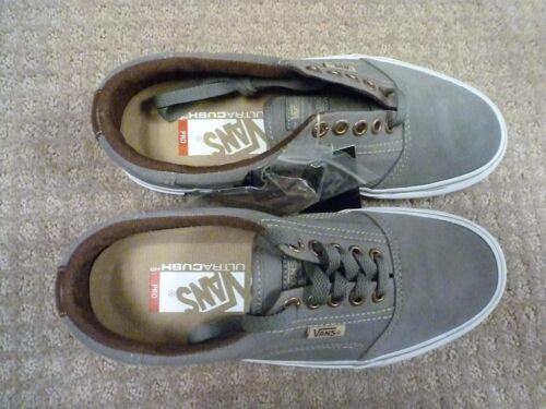 Medio Gris Vans Marrón Hombre Zapatos Solos Rowley C7CxaqnE