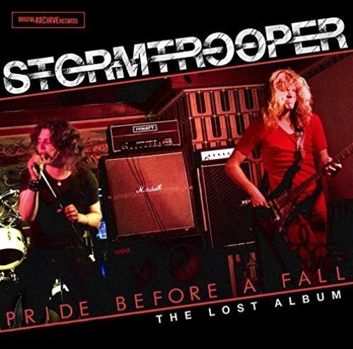 STORMTROOPER-PRIDE BEFORE A FALL (THE LOST ALBUM LP+7) VINYL NEUF