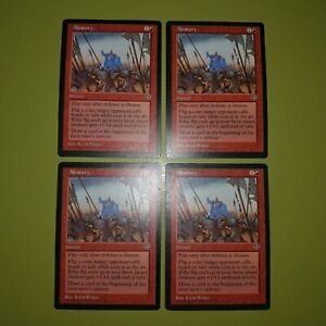 Aleatory-x4-Mirage-4x-Playset-Magic-the-Gathering-MTG