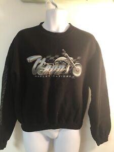 Harley-Davidson-V-Rod-Sweat-Shirt-Medium-EL-PASO-TEXAS-Vrod-Sweatshirt