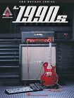 The 1990s: The Decade Series for Guitar by Hal Leonard Publishing Corporation (Paperback / softback, 2002)