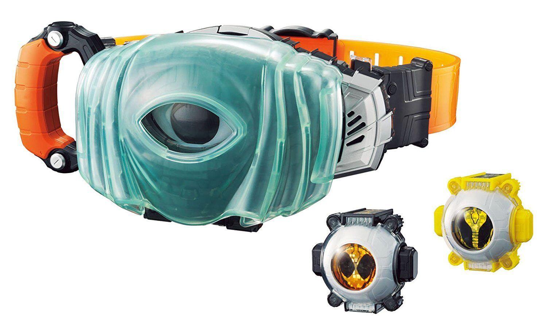 Bandai Kamen Rider cinturón DX fantasma controlador fantasma Prendedores
