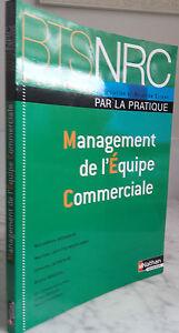 2008 Management Squadra Commerciale Bts 1è&2è Anno Nathan Parigi IN4 Illustre+