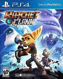 Ratchet & Clank: PS4 videogame - NO SCRATCHES - tested - with warranty