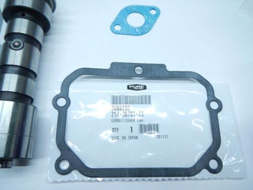 NEW CAMSHAFT W// EXHAUST ROCKER ARM /& GASKET KIT 01 /& 03 POLARIS SPORTSMAN 500 HO