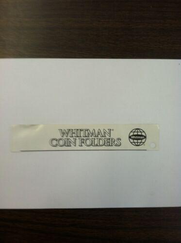 Whitman Folder # 9664 for Australian Pennies,1938-1952