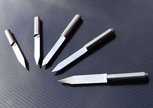 5x-solid-carbide-Engraving-Tools-PCB-CNC-milling-choose-from-60-45-30-degrees-UK