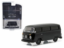 1978 VOLKSWAGEN TYPE 2 BUS BLACK BANDIT 1/64 DIECAST MODEL BY GREENLIGHT 27840 C