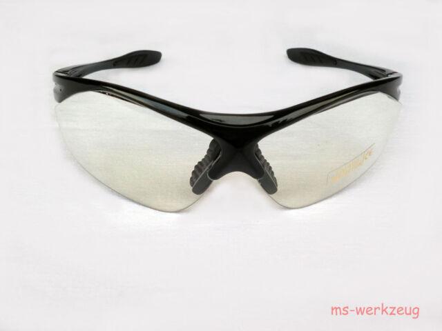 KS-Tools 310.0175 Schutzbrille transparent, sportliches Design