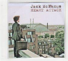 (GP876) Jack McManus, Heart Attack - DJ CD