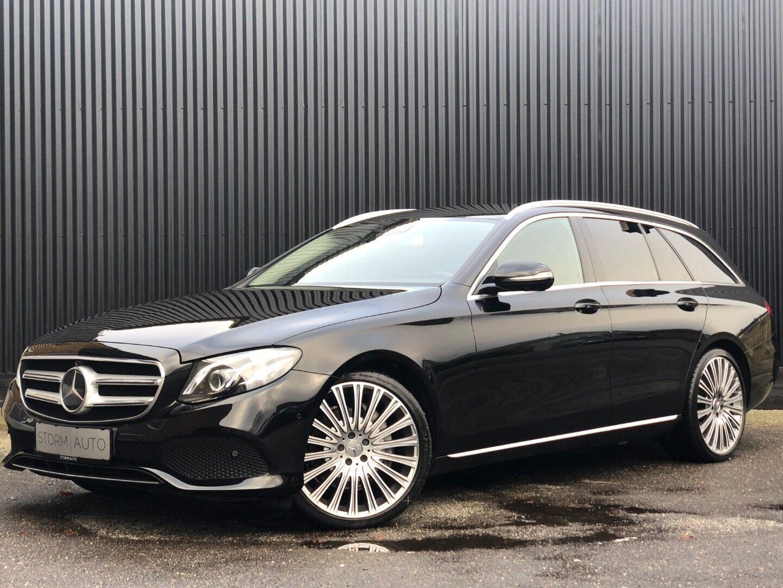 Mercedes E350 d 3,0 Avantgarde stc. aut. 5d