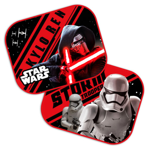 2x Disney Star Wars Window Car Sun Shades Blinds Children Kids Baby 16