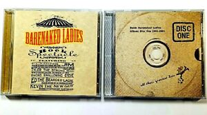BARENAKED LADIES - ROCK SPECTACLE - SEALED CD WITH HYPE