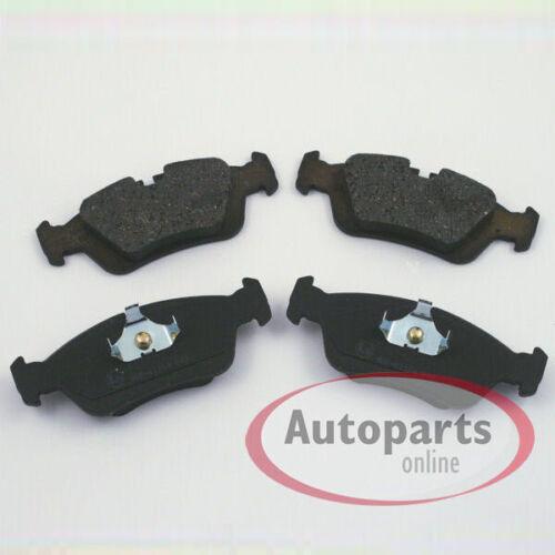 Bremsscheiben Bremsen Bremsbeläge für vorne Vorderachse E36 BMW 3er