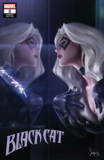 Black Cat 2 Marvel 2019 Jeehyung Lee Trade Variant