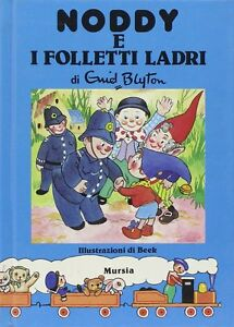 Noddy-e-i-folletti-ladri-Enid-Blyton-Libro-nuovo-in-offerta