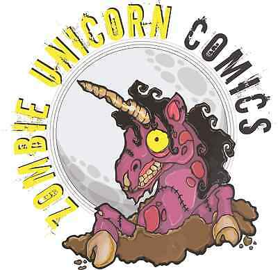 Unicorn Zombie Comics