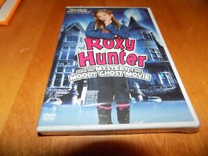 ROXY-HUNTER-Mystery-Moody-Ghost-Movie-Nickelodeon-Kid-039-s-Detective-DVD-SEALED-NEW