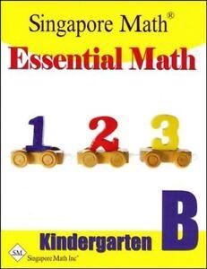Essential-Math-Kindergarten-B