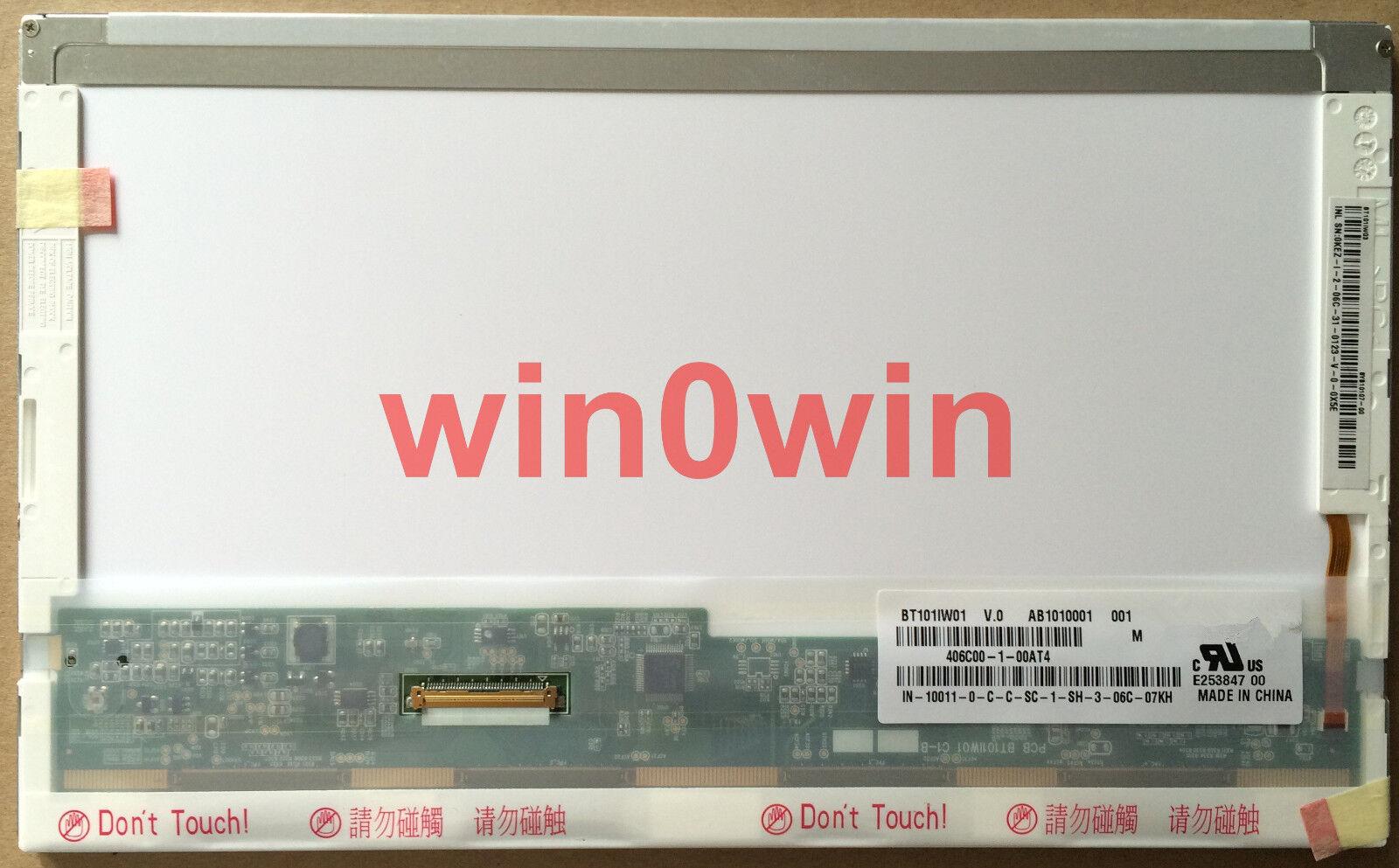 BT101IW02 V.0 V.1 fit N101L6-L02 LP101WSA-TLA1 BT101W01 V.0 HSD100PFW2 B101AW03