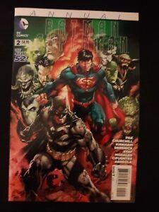 Batman-Superman-Annual-2-2013-DC-Comics-NM-Condition