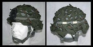 C-Ghilie-Camo-HELMET-COVER-New-Original-french-foreign-legion-issue