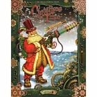Christmas Time, Christmas Journal Series: Steampunk Santa Claus by Lowry Global Media LLC (Paperback / softback, 2012)