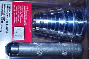 Lisle Tools 12600 Bearing Race /& Seal Driver