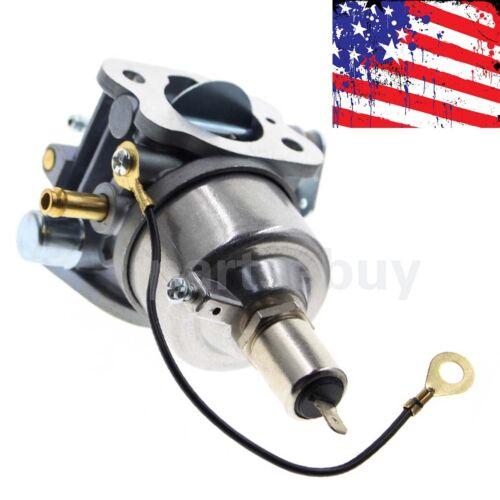 For John Deere Carburetor LT180 LX277 AM130924 FH500V-BS11 tractor w//Solenoid