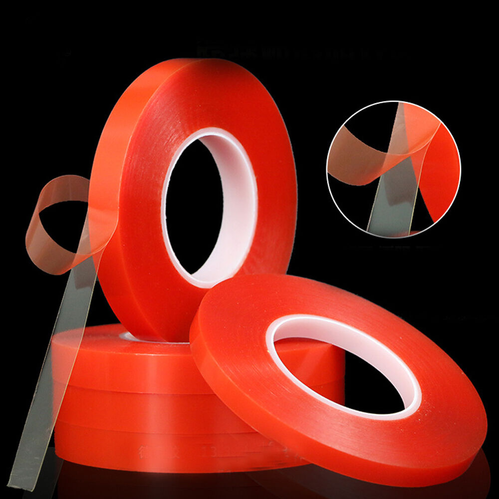 3M RED Double Sided Super Sticky Heavy Duty Adhesive Tape For Cell Phone Repair 8