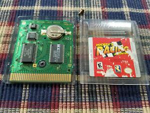 Mickey-039-s-Racing-Adventure-Nintendo-Game-Boy-Color-1999-Authentic-Saves