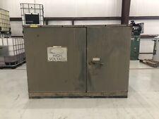 Ge Padmount Transformer 750 Kva Primary 4160 Delta Secondary 480y277 Volt