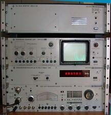 Ricevitore HF - UHF Test Receiver R&S ESU2 20 MHz - 1000 MHz