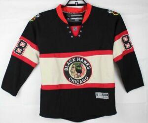 new style 5931c 3eb4b Details about Vintage Chicago Blackhawks hockey jersey 1930s CCM throwback  NHL Patrick Kane 88