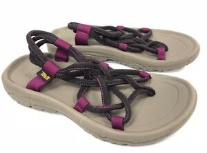 571f0d919556 Teva Women s Hurricane XLT Infinity Slip On Outdoor Sandals Black ...
