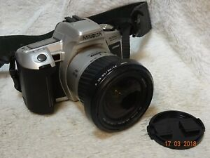 minolta dynax 505si super af film slr 28 80mm lens tested idea rh ebay co uk minolta dynax 505si super manual download Minolta 7000 User Manual