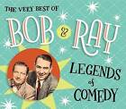The Very Best of Bob and Ray: Legends of Comedy by Bob Elliott, Ray Goulding (CD-Audio, 2010)