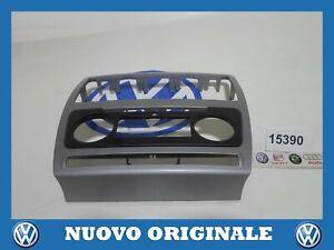 Panel Car Radio Conditioned Air Frame Stereo Climate SKODA Octavia 2
