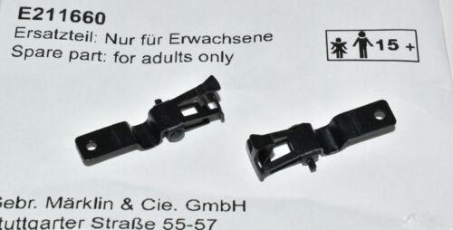 Märklin H0 211660 2 Stück Kupplung für V200 BR 220//221 Set NEU E211660 3021