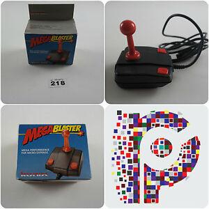 Boxed-Konix-Mega-Blaster-Amiga-Atari-C64-Vic-20-MSX-Amstrad-tested-amp-working-VGC