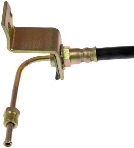 Brake Hydraulic Hose Rear Left Dorman H621038 fits 88-97 Ford F Super Duty