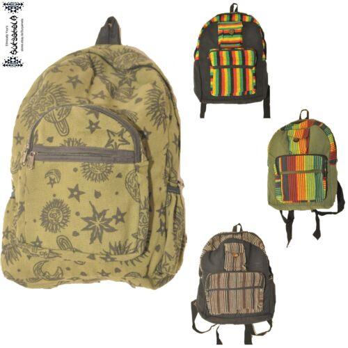 Rücksack Tasche Bag sac Hippie Goa ethno Indien Inde Nepal ethno orient BOHO psy