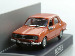 Norev Renault 12, 1974, orange - 511256 - 1:87
