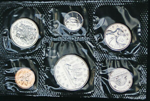 1986-Canada-Prooflike-PL-set-6-perfect-coins-in-org-packaging-and-certificate