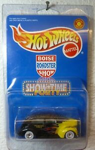 Boise Roadster Show 2020.Details About Special Edition 2000 Hot Wheels Showtime Forty Boise Roadster Show